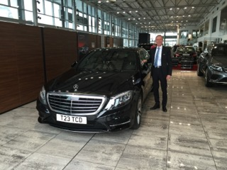 chauffeur cars edinburgh